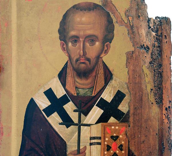 Սուրբ Հովհան Ոսկեբերան