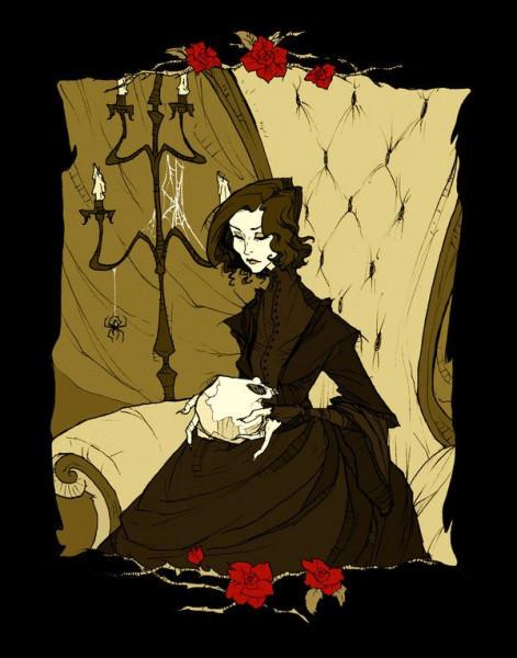 Վարդ՝ Էմիլիին