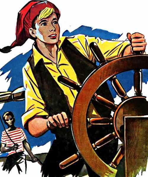 Տասնհինգամյա նավապետը